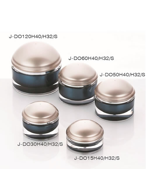 J-DO Series Round Jar