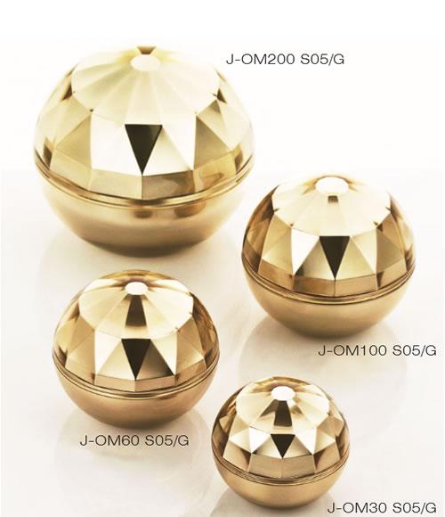 J-OM Series Round Jar