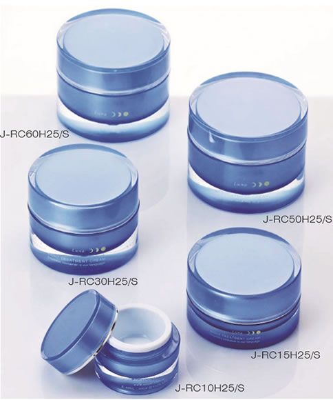 J-RC Series Round Jar
